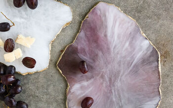 15 Ways to Copy the Trendy Geode Look All Around Your Home
