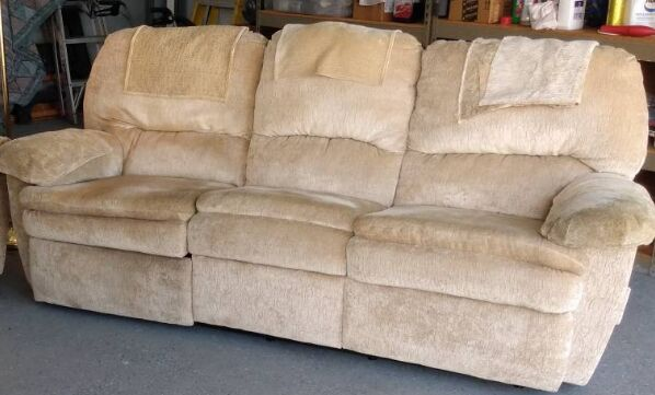 q could a sofa be made over reduced into a loveseat