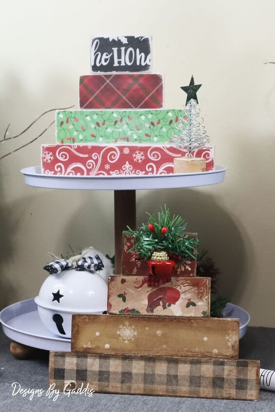 christmas tree craft for kids simple home decor kid friendly