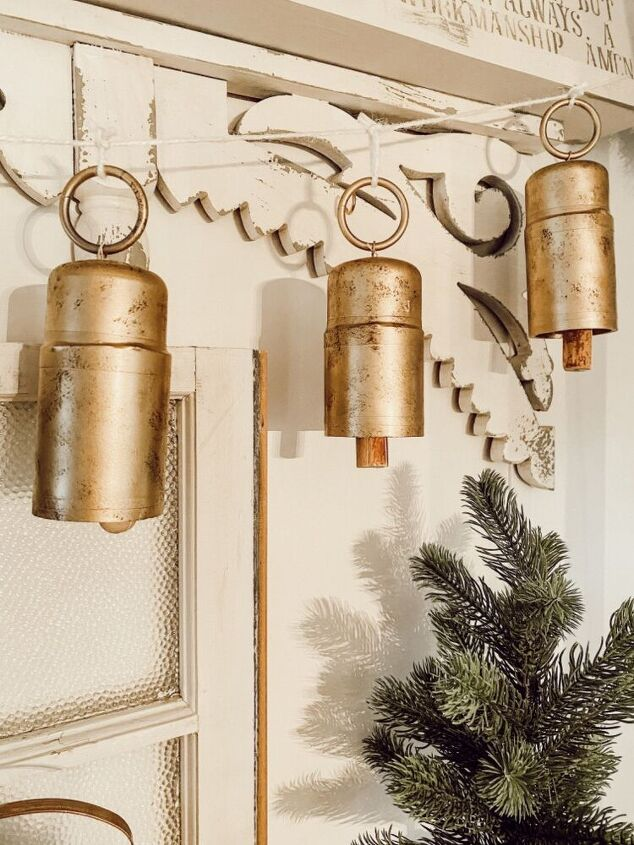 christmas bells from pvc
