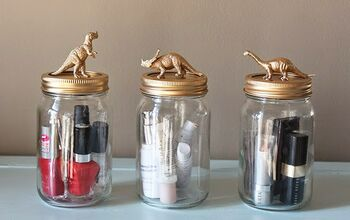 How to Make a DIY Animal Jar Organizer