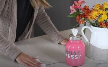 DIY the Cutest Mason Jar Dispensers
