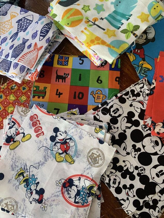 sew a 3 x5 quilt before waffles and coffee yes simple and fast