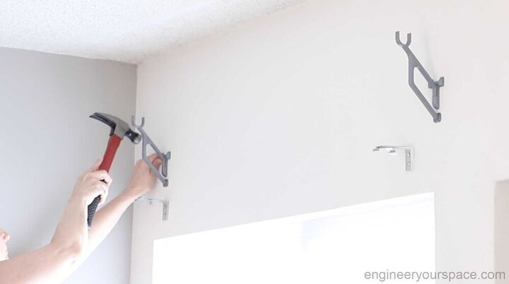 bye bye vertical blinds renter friendly option