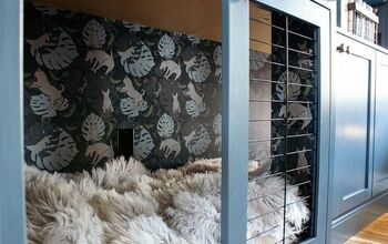 The Dog Crate With A Secret Tunnel