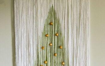 Boho Christmas Wall Hanging