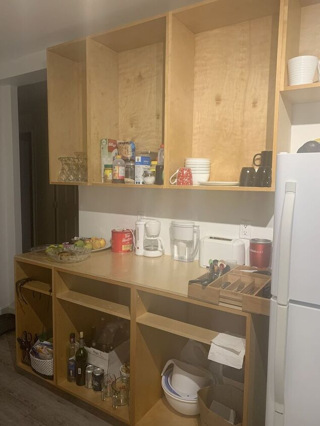 q how can you help us to finish our kitchen