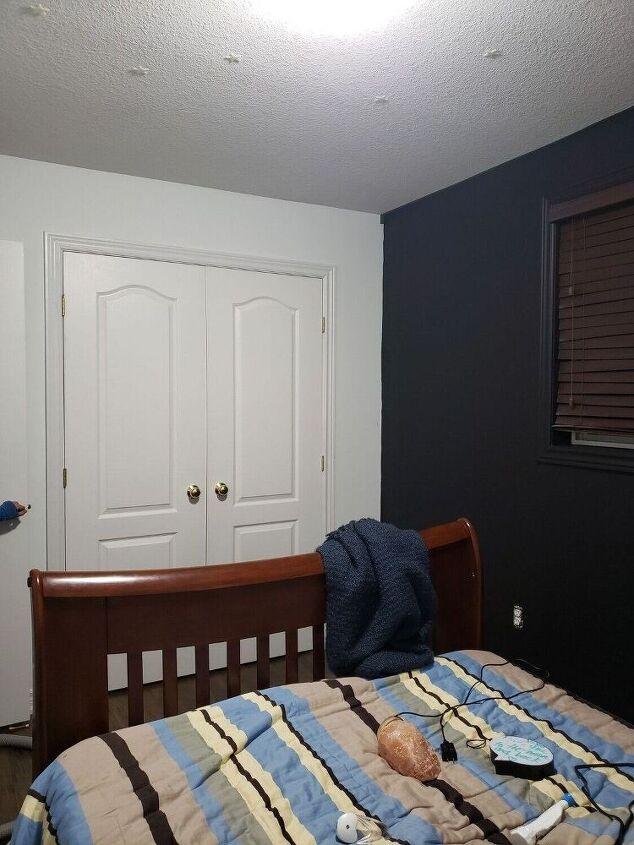 update your boring closet door, New Look for Closet Doors