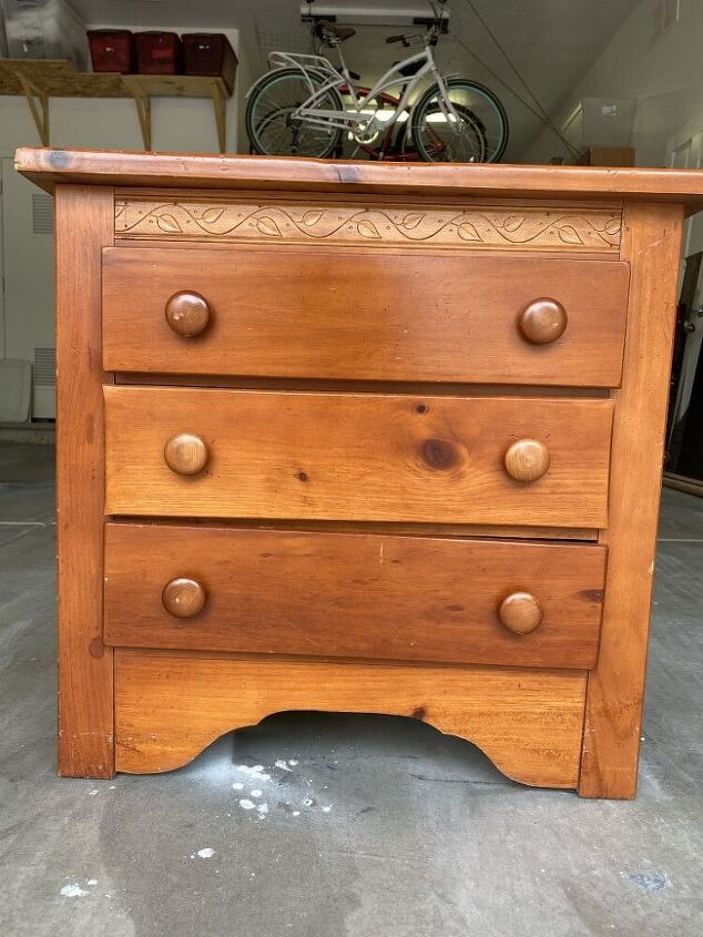 apothecary cabinet or my chest of many drawers