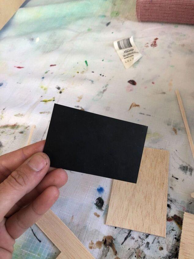 miniature tv remote, Fridge magnet