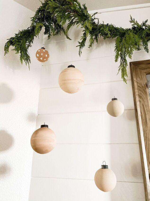 diy terra cotta ornaments