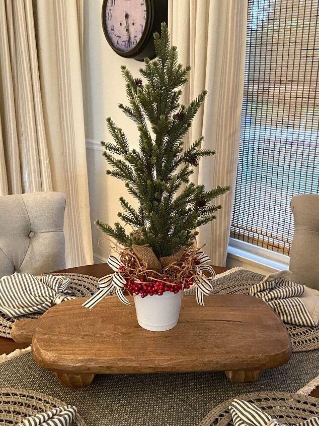 one small tree one pot designed three ways