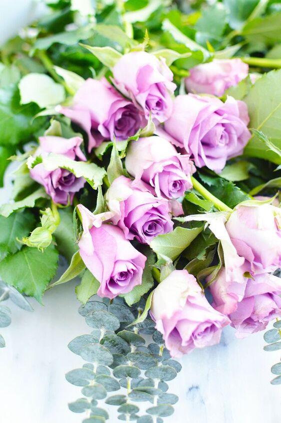 rose eucalyptus simmer pot potpourri