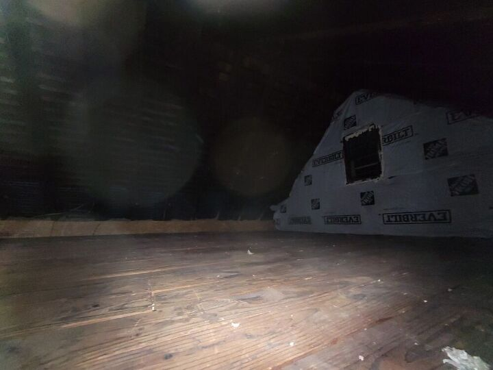 q looking for the cheapest way to finish attic space
