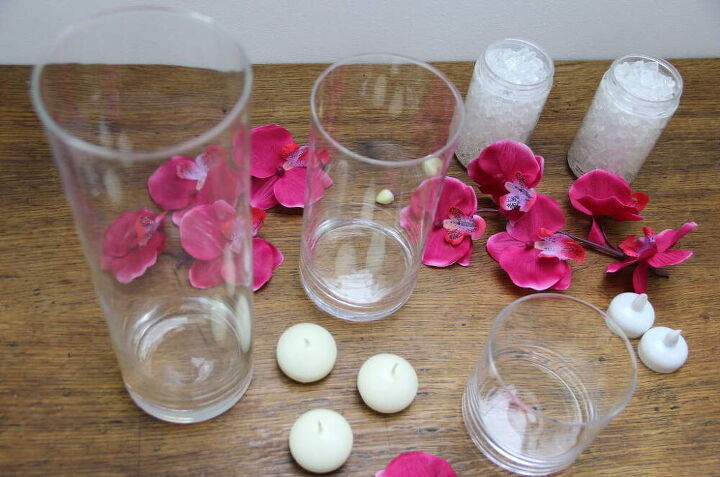 floating candle valentine s day tablescape