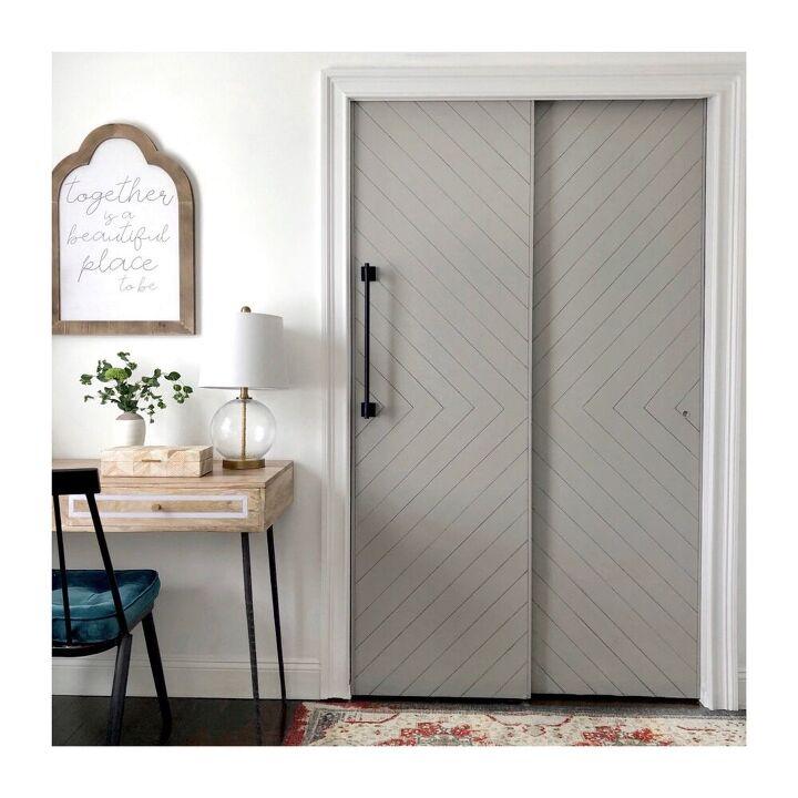 10 Best Easy Diy Closet Door Makeover Ideas On A Budget Hometalk