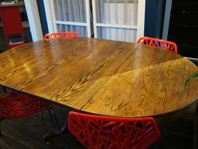 how to remove paint scuffs and scratches from wood furniture