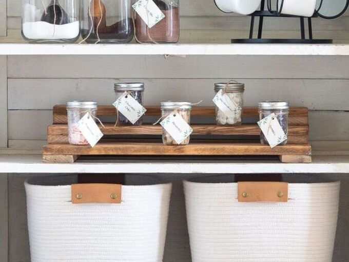 how to build a simple easy diy 3 tiered rack