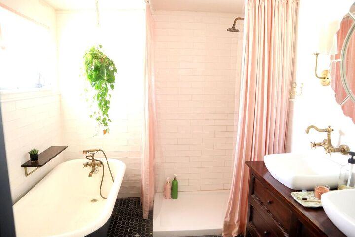 diy shower curtain liner