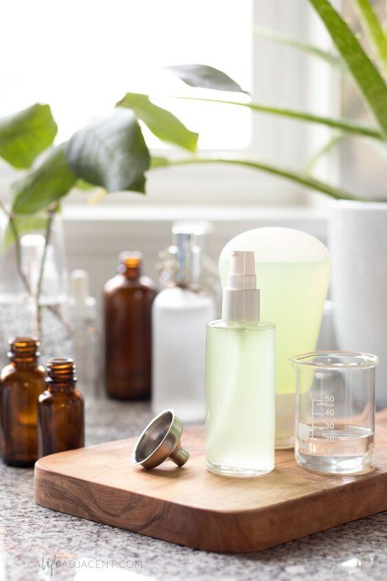s 50 cleaning hacks smart homeowners swear by, DIY Hand Sanitizer Spray or Gel