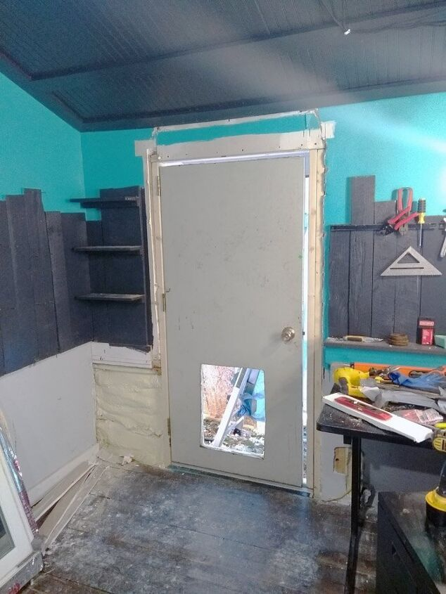 doggie door how to build an almost indestructible diy dog door