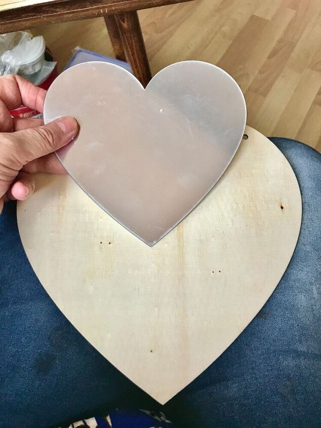 how to transform your old crockery into a beautiful mirror frame, Blank mirror for crafts