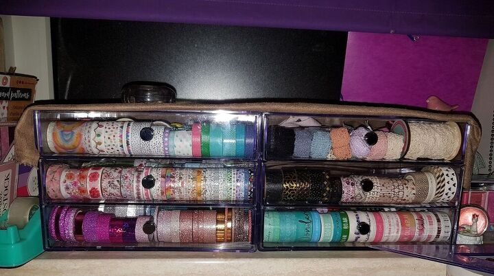 q how do i protect my washi tapes from peeling