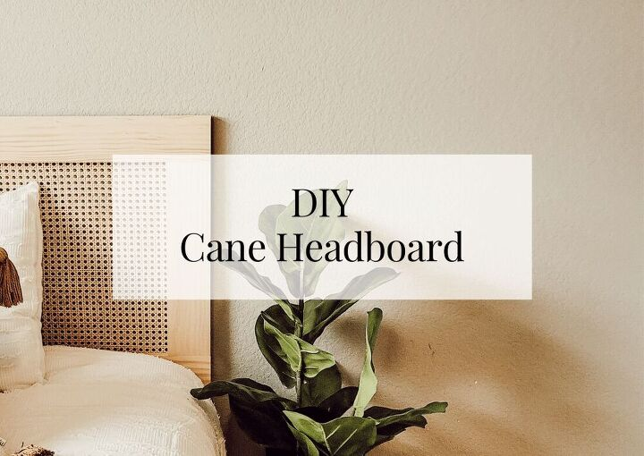 affordable diy cane headboard 804 sycamore