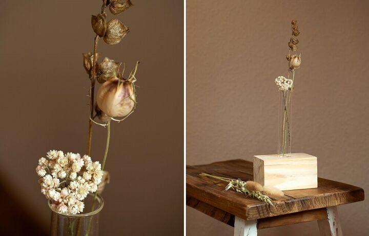 make a diy vase from a test tube gizmos hobbies diy