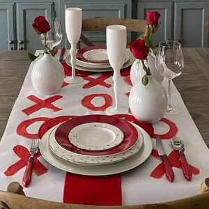 Valentine's Day Date Table