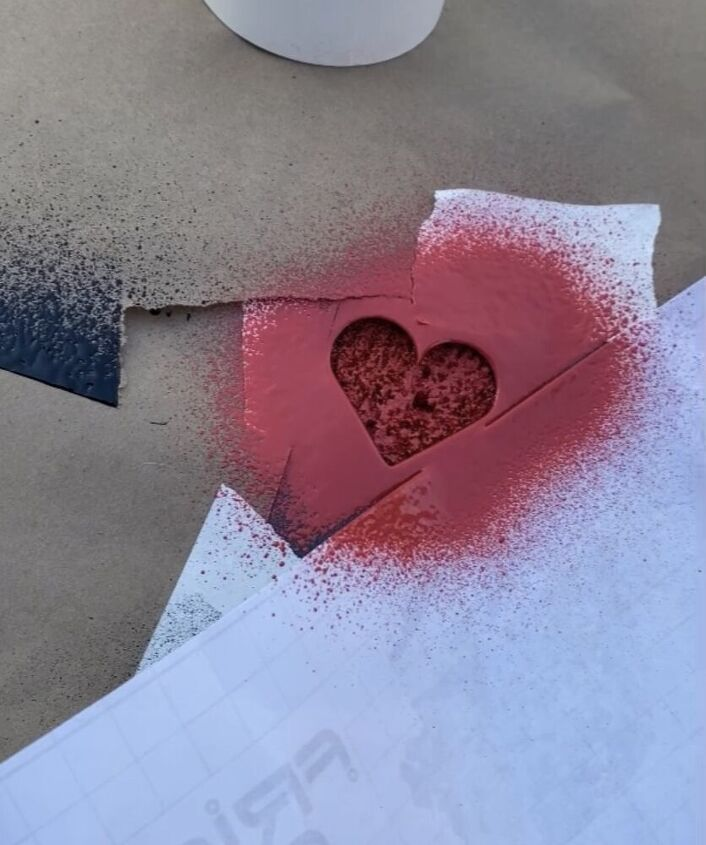 easy diy valentine s day doormat