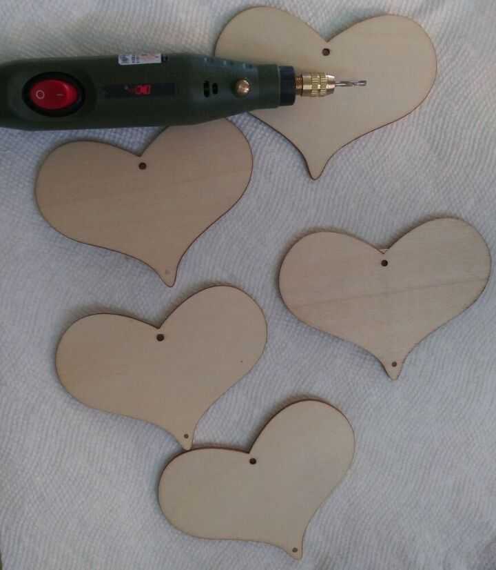 yet another hanging heart craft
