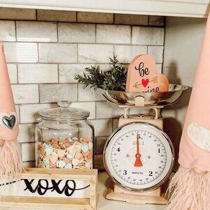Valentine's Countertop Gnome