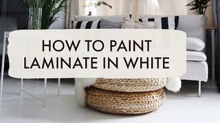 How Do You Paint Laminate Flooring