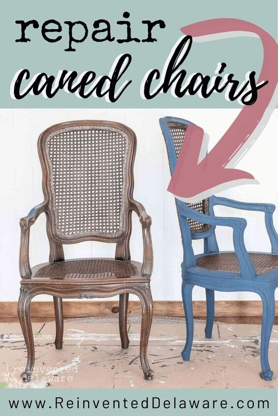 furniture makeover ideas italian caned chairs