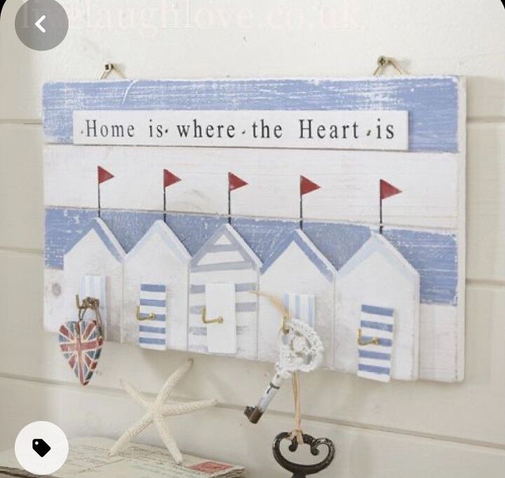 beach huts and beach towels, Inspiration