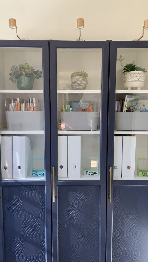 simple but impactful ikea billy bookcase hack stacie s spaces
