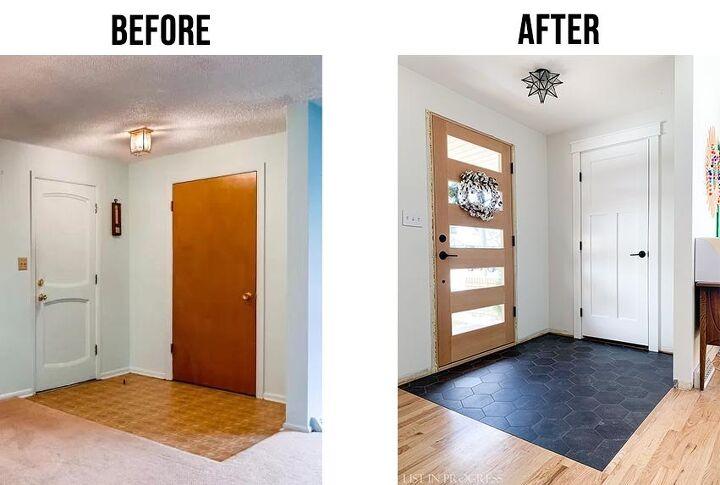 how to install groutable vinyl floor tile