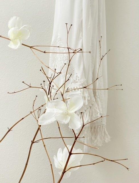 flowering branches diy