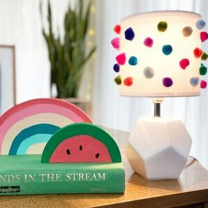 Colorful Decor for Daughter or Crafting Space