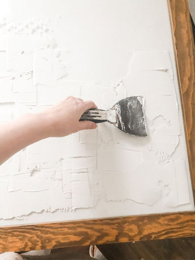 diy textured wall art