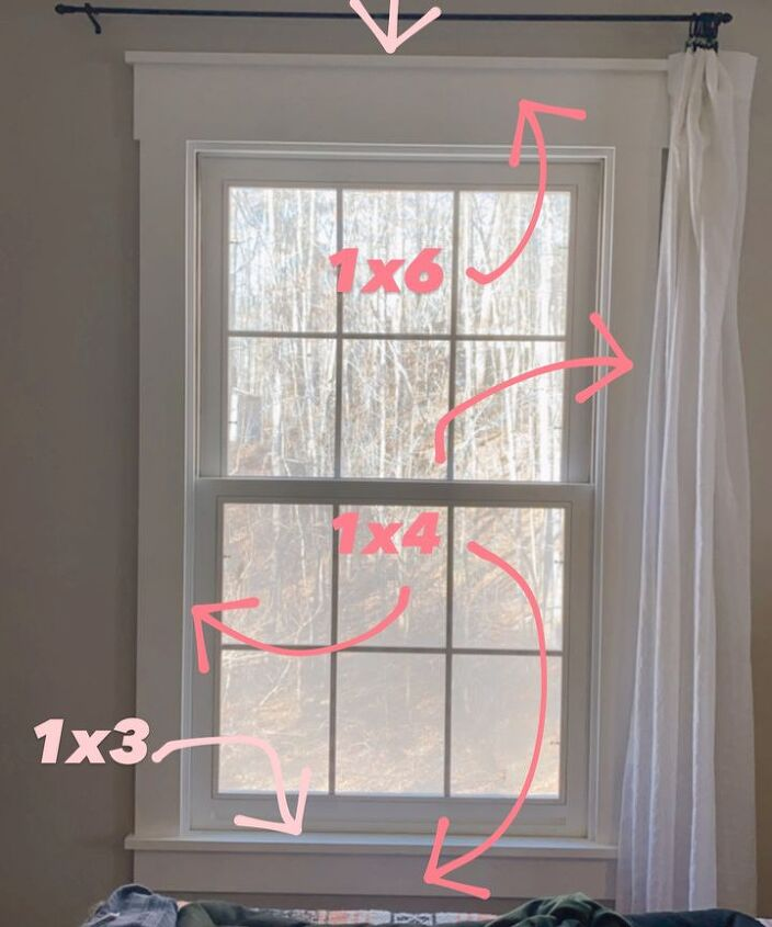 how to install beautiful craftsman style trim