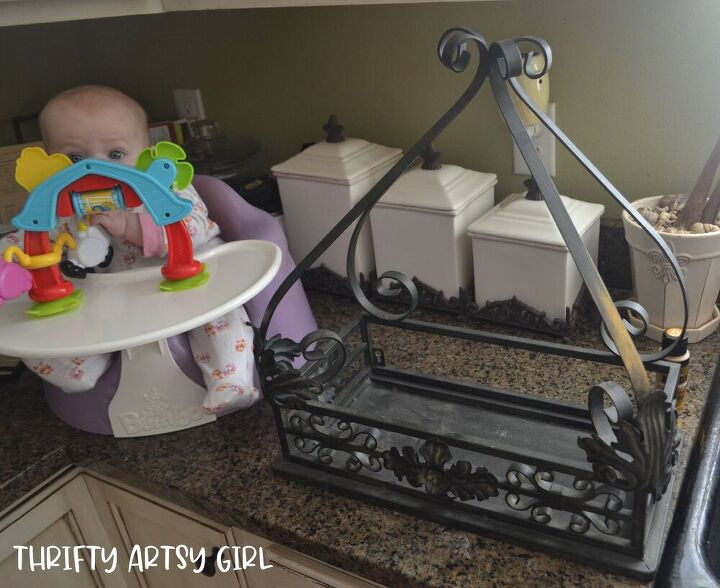 how to make an easy diy crib canopy