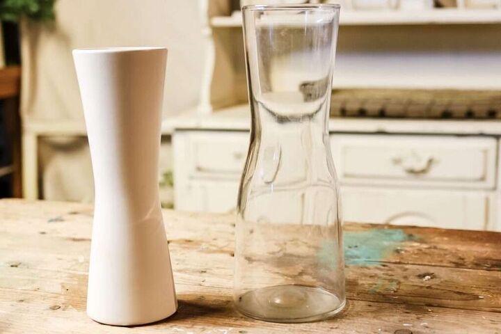 thrift store vases