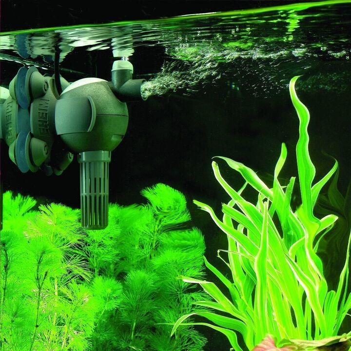 how to select a aquarium water pump