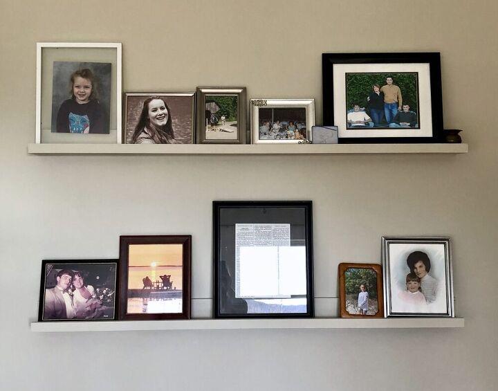 how to make a diy photo ledge design decordiy projectshow to make a