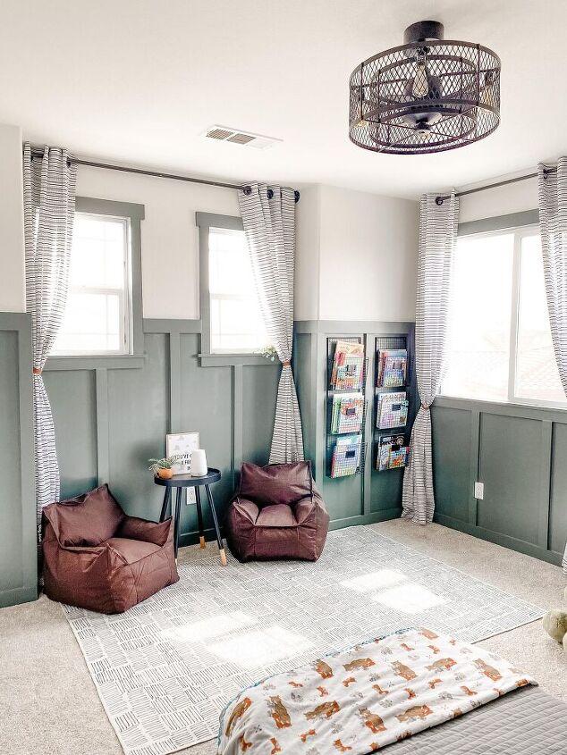 toddler boy room makeover behind the design