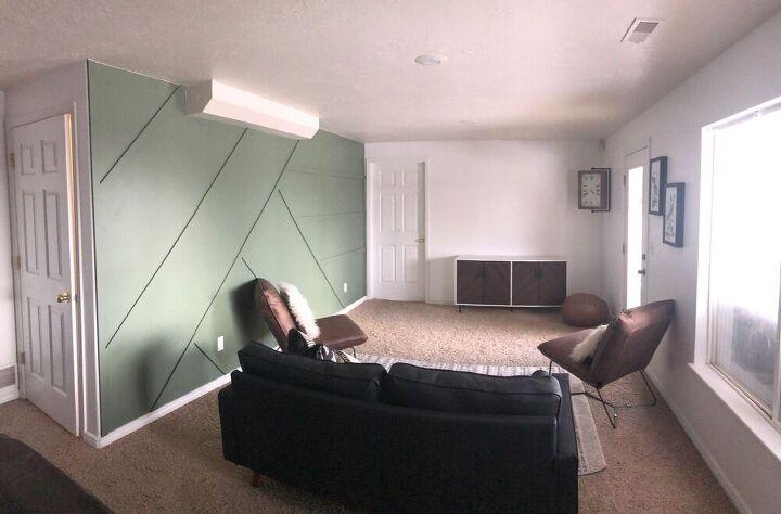 basement makeover