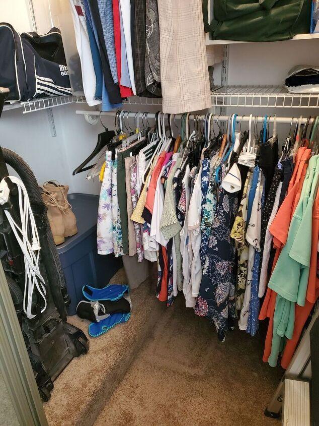 q guest room closet help
