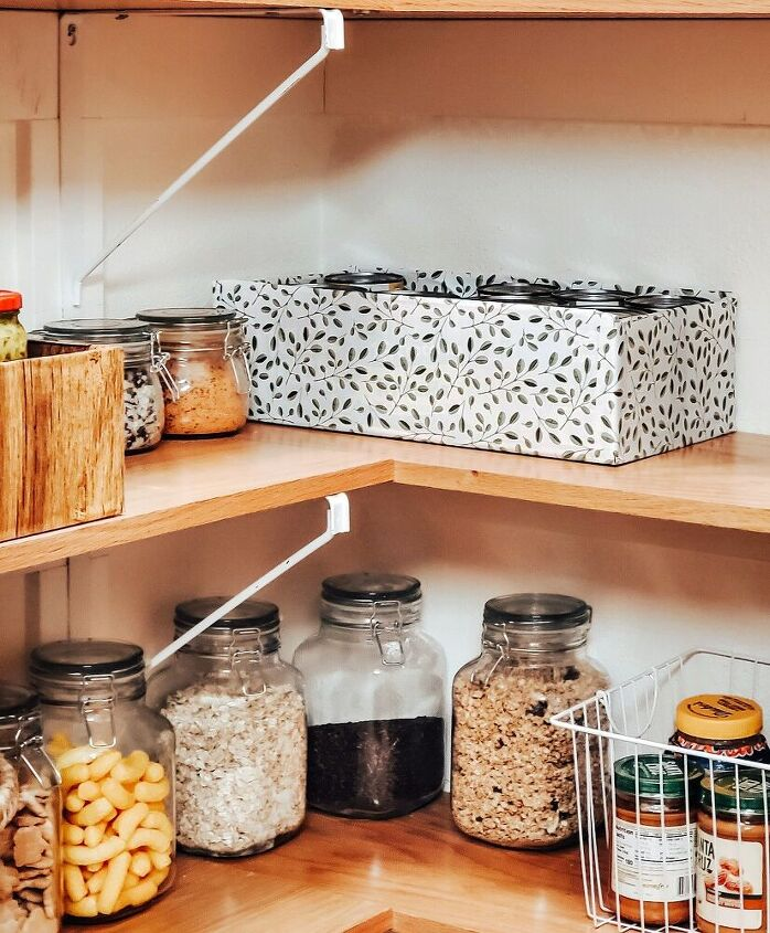 easy and cheap diy pantry storage boxes